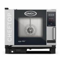 Electric Unox Convection Oven XEFT-06EU-ELRV Chef Top Power : 10.3 KW Capacity : 6 Tray