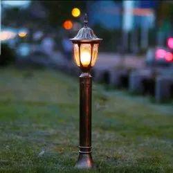 LED Garden Pole Light