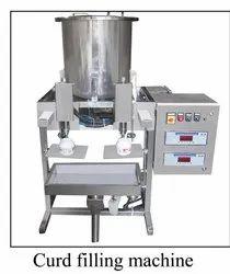 Automatic Dahi Filling Machine