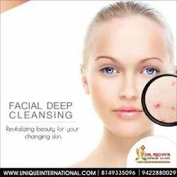 Facial Deep Cleaning
