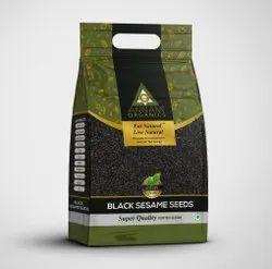 Super Quality Black Sesame Seeds, Packaging Type: Packet, Packaging Size: 1kg
