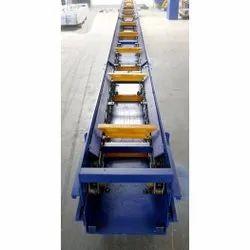Semi Automatic Drag Chain Conveyor