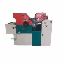 Non Woven Carry Bag Printing Machine