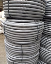 V Flex HDPE Flexible Corrugated Pipe