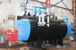 Oil Fired 800 Kg/hr Steam Boiler