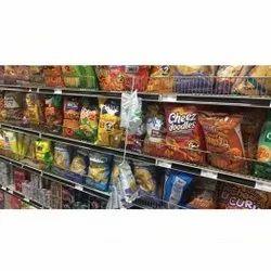 Metal Snacks Display Rack