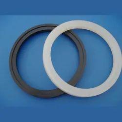Adhyalaxmi Black, white Silicone Gasket, Packaging Type: Packet