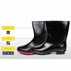 Don Hillson Safety Shoes