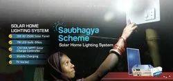 Saubhagya Scheme Home Lighting System
