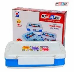Plastic Lunch Box For School Kids