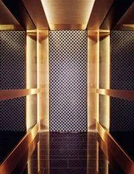 Lift Interior Decoration