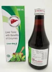 Liver Tonic With Benefits Of Enzyme Syrup - LIVER Eda E