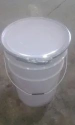1 Chemicals Open Top Drum With Lock Rings, For Industrial, Capacity: 10 to 25 Liters