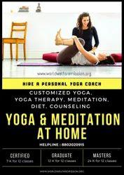 Personal Yoga & Meditation Teacher