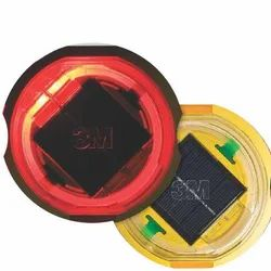 3M Solar Road Stud with Shank 360 Degree