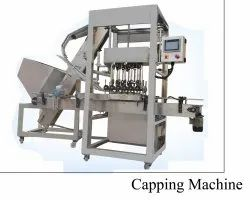 High Seed Automatic Capping Machine ( Liner Type )