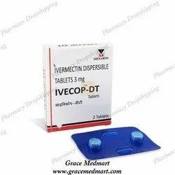 Ivecop-DT 3mg Tablets