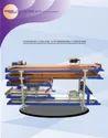 Chapati Cooling Conveyor Cum Powdering Machine