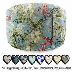 Organic Cotton Rondo Cushion