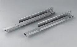Slimline Standard Soft Closing Quadro Channel -(10 Inch)