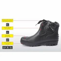Collar Boot Hillson Safety Shoes