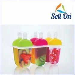 Plastic Ice Cream Mould