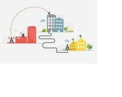 Nuozen Telecom Internet Leased Line Wireless Service Provider, in Mumbai, 10 Mbps To 1gig