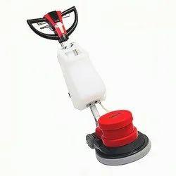 Single Disc Floor Scrubbing And Polishing Machine