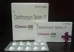 Clarithromycin Tablets Usp 250 Mg