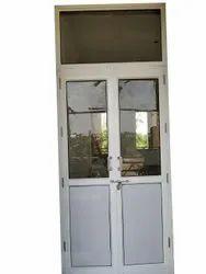 Glass Aluminium Doors, For Home, Double Door