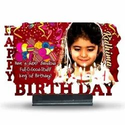 PVC Birthday Tag Printing Service, in Hyderabad, Text And Pattern