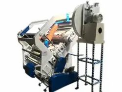 Fingerless Dual Flute Paper Corrugation Machine