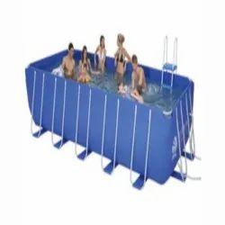 Rectangular Steel Frame Pool