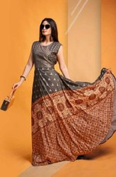 Ladies Ethnic Printed Fancy Kurti