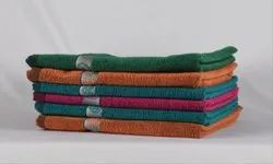 Multicolor Plain Filament Terry Bath Towel, 325 grams, Size: 30 Inches X 60 Inches