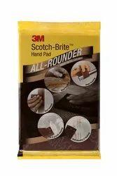 3M All Rounder Hand Pad PK 6x9