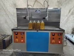 Soap oil and Cleaning Liquid Filling machine