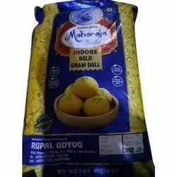 Yellow Rupal Maharaja Gold Indore Gram Dal, Pan India, Packaging Size: 50 Kg