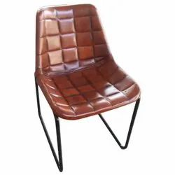 Wrought Iron Bar Chair