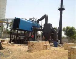 Coal Fired 600 kg/hr Fluidized Bed Combustion (FBC) Boiler
