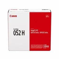 Canon 052H Black Genuine Toner Cartridge