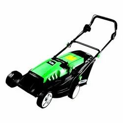 Electric Lawn Mower Powered By Induction Motor for heavy duty use
