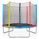 Toy Park 10ft. Rainbow Trampoline (PI 570)