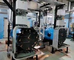 Coal Fired 500 Kg/hr Steam Boiler, IBR Approved
