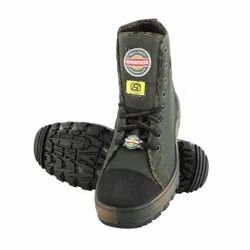 Liberty Warrior, Jungle Safety Boot