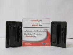 Inj. Nervidale Forte ( Methylcobalamin, Pyridoxine, Nicotinamide)