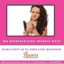 We Create Your Natural Hair