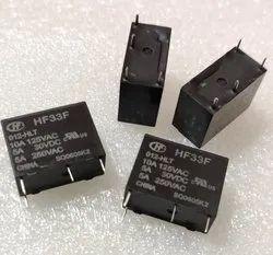 Relay HF33F/012-ZS / HF33F/012-ZS3 / HF33F/012-HL3 / HF33F/012-HL3F / HF33F/012-HLT