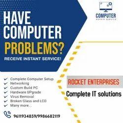 Computer And Laptop Repair Service In Rajajinagar Bangalore