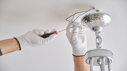 Electrical Industrial Light Fittings Services